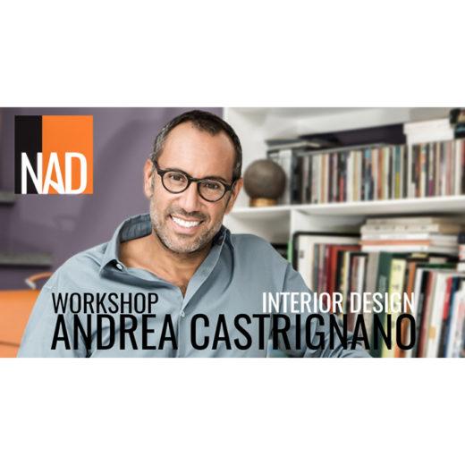 NAD - Nuova Accademia Design - formazione verona milano corso online training job scuola fashion workshop blog interior andrea castrignano