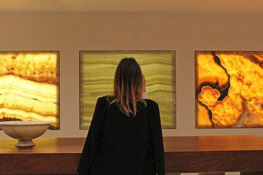 Il corso di Stone Design visita Nad Nuova Accademia del Design Verona