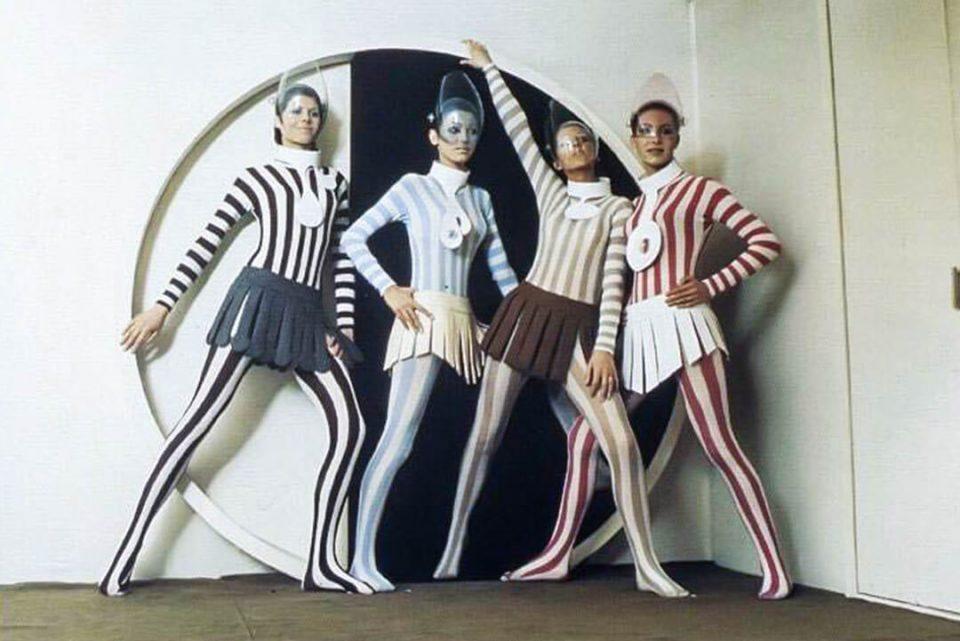 Corso Fashion Design Moda anni 60' in Nad Nuova Accademia del Design Verona
