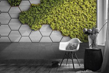 green wall contro l'inquinamento