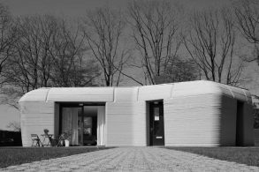 casa stampata in 3d, Olanda