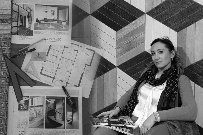 Alessandra Lapolla ex studentessa del Master in Design