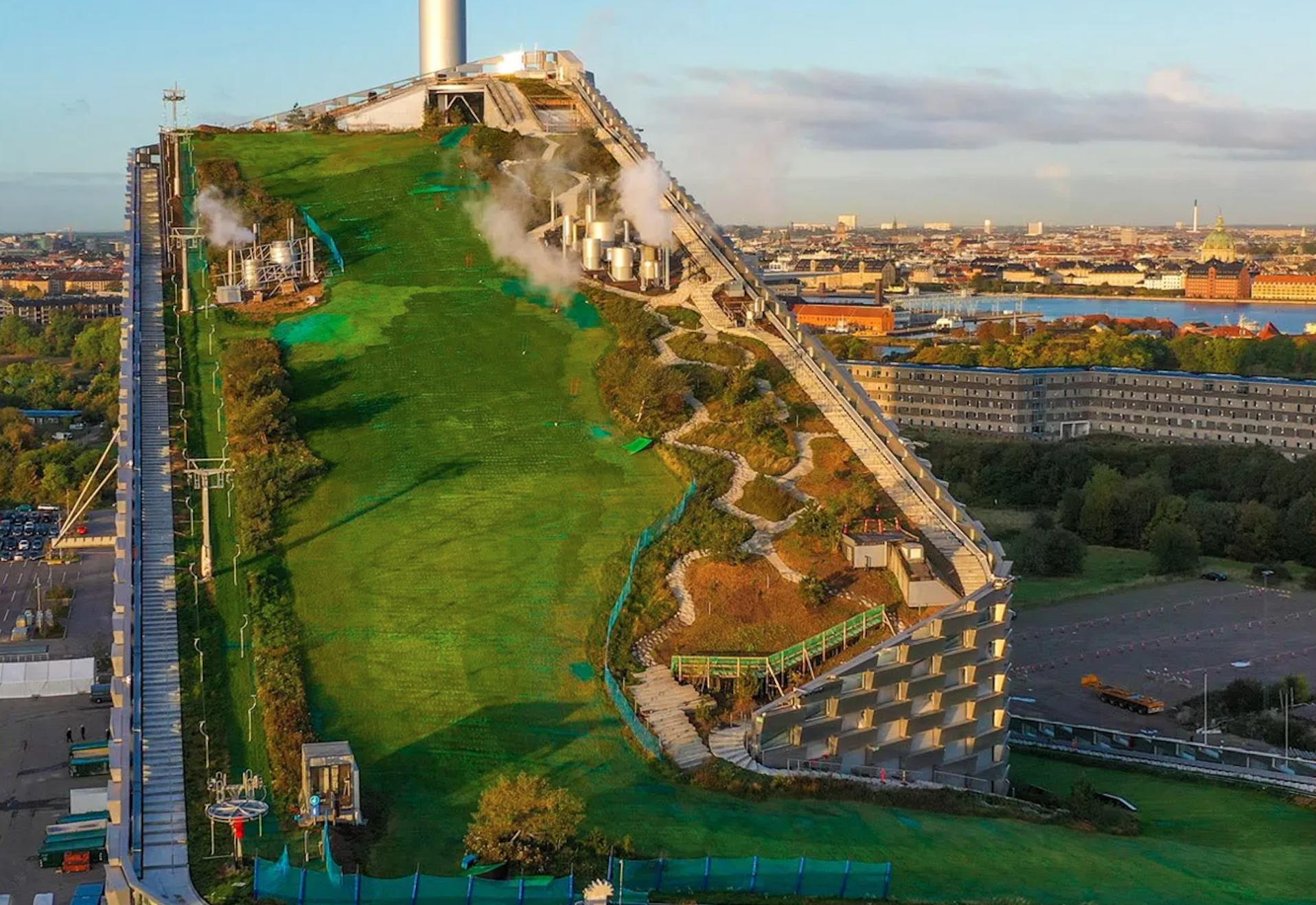 architettura sostenibile Copenaghen