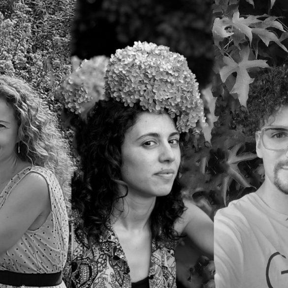 Veronica Vittani, Mihaela Snihur e Francesco Bonini al Landscape Festival I Maestri del Paesaggio 2021